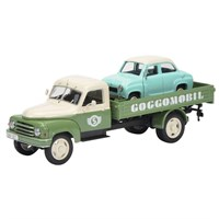 Hanomag  L28 Pick Up With Goggomobile - 1:43