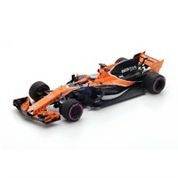 McLaren MCL32 - 2017 - F. Alonso #14 1:43