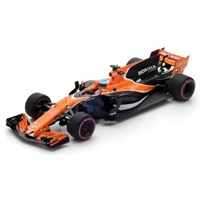McLaren MCL32 - 2017 Monaco Grand Prix - J. Button #14 1:43