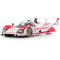 Toyota TS010 - 1992 Le Mans 24 Hours - #7 1:43