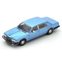 Bentley Mulsane 1980 - Matt Blue 1:43
