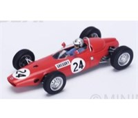 BRM P57 - 1965 German Grand Prix - #24 M. Gregory 1:43