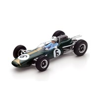 Brabham BT7 - 1963 French Grand Prix - #6 J. Barbham 1:43