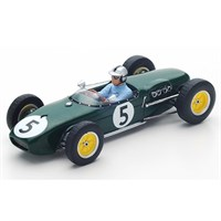 Lotus 18 - 1960 Dutch Grand Prix - #5 A. Stacey 1:43