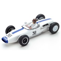 Lotus 18 - 1961 French Grand Prix - #38 I. Burgess 1:43