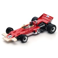 Lotus 72C - 1st 1970 US Grand Prix - #24 E. Fittipaldi 1:43
