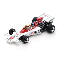 Lotus 72D - 1972 British Grand Prix - #29 D. Charlton 1:43
