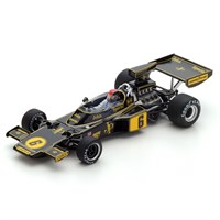 Lotus 72F - 1975 Italian Grand Prix - #6 J. Crawford 1:43