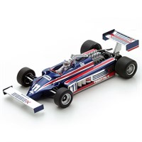 Lotus 87 - 1981 Monaco Grand Prix - #11 E. De Angelis 1:43