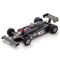 Lotus 87 - 1981 British Grand Prix - #12 N. Mansell 1:43