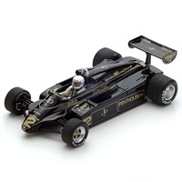 Lotus 91 - 1982 French Grand Prix - #12 G. Lees 1:43
