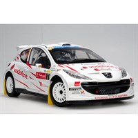Peugeot 207 S2000 - 2008 Rally of Portugal - #7 M. Stohl 1:18