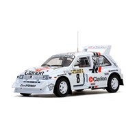 MG Metro 6R4 - 1986 1000 Lakes Rally - #8 P. Eklund 1:18
