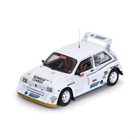 MG Metro 6R4 1986 - Ayrton Senna Test Car 1:18
