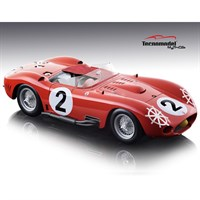 Maserati 450S - 1957 Le Mans 24 Hours - #2 1:18