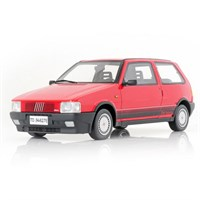 Fiat Uno Turbo 1985 - Red 1:18