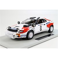 Toyota Celica ST - 1st 1992 Safari Rally - #8 C. Sainz 1:18
