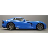 Dodge Viper GTS SRT - Racing Blue 1:18