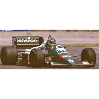 Benetton B186  US Grand Prix 1986  20 G. Berger 1:18