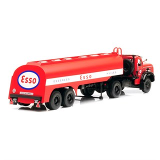 Berliet TLM Cabine Courte Citerne 1955 - ESSO 1:43Alternative Image1