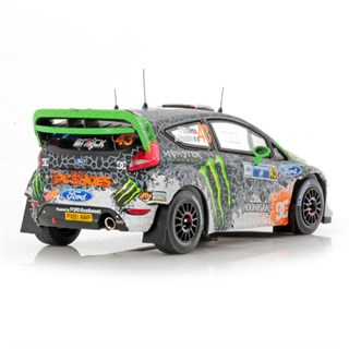 Ford Fiesta RS WRC - 2012 Rally of Mexico - #43 K. Block 1:43Alternative Image1