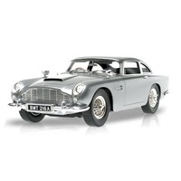 Entertainment Series James Bond's Aston Martin DB5 - 1964 Goldfinger - 1:18