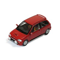Subaru Vivio RX-R - 1993 Test Car - Red 1:43