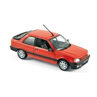 Peugeot 309 GTi 1987 - Red 1:43