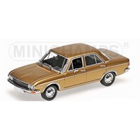 Audi 100 Coupe S 1969 - Gold 1:43