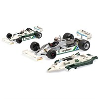 Williams FW07C - 1981 - #1 A. Jones 1:43