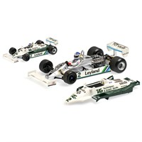Williams FW07C - 1981 - #2 C. Reutemann 1:43