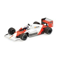 McLaren MP4/2C - F1 World Champion 1986 - #1 A. Prost 1:43
