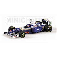 Williams FW19 - World Champion 1997 - #3 J. Villeneuve 1:43