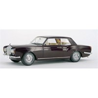 Rolls-Royce MPW Coupe 1968 - Burgundy Red 1:18