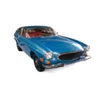 Volvo P1800 ES Rocket 1968 - Blue 1:43