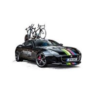 Jaguar F-Type Coupe R - 2014 Team Sky UCI Elite TT World Championship - 1:43
