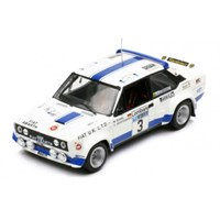 Fiat 131 Abarth - 1979 RAC Rally - #3 W. Rohrl 1:43