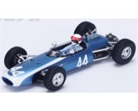 Brabham BT11 - 1966 French Grand Prix - #44 J. Taylor 1:43