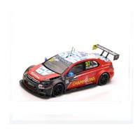 Citroen C-Elysee - 2016 WTCC World Champion - #37 J.M Lopez 1:43
