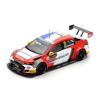 Citroen C-Elysee - 2016 Race of Qatar WTCC - #11 G. Demoustier 1:43