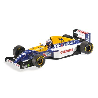 Williams FW15 - World Champion 1993 - #2 A. Prost 1:18