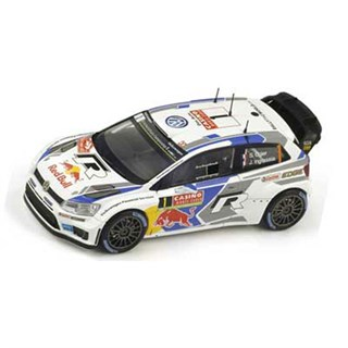 Volkswagen Polo R WRC - 1st 2014 Monte Carlo Rally - #1 S. Ogier 1:43