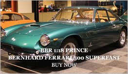 BBR 1:18 Ferrari 500 Superfast Speciale Diecast Model Car Review