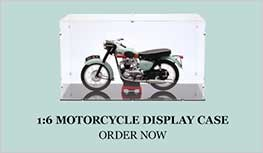 1:6 Motorcycle Display Case