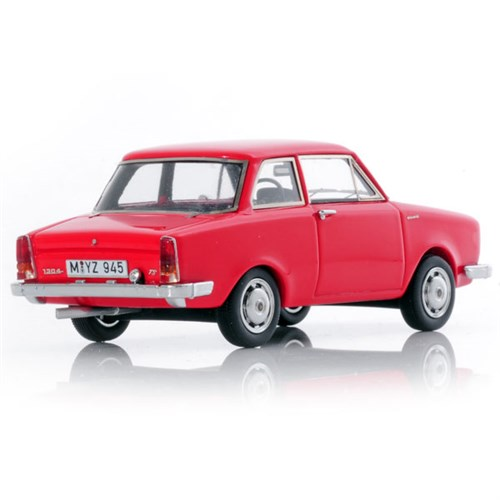 glas 1304 ts limousine 1965 red 1 43. Black Bedroom Furniture Sets. Home Design Ideas