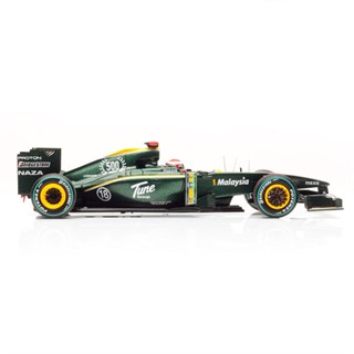 Spark Lotus T127 - European Grand Prix 2010 - #18 J. Trulli 1:43Alternative Image2
