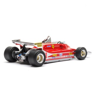 IXO Ferrari 312 T4 Jody Scheckter 1979 1:43Alternative Image1