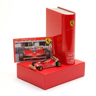 IXO Ferrari 312 T4 Jody Scheckter 1979 1:43Alternative Image2