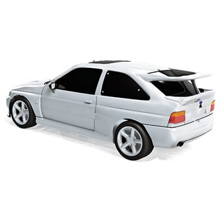 Norev Ford Escort Cosworth 1992 - White 1:18Alternative Image1