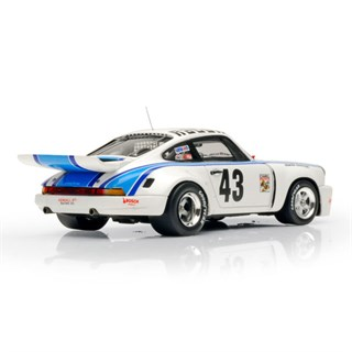 Spark Porsche 911 Carrera RSR - 1st 1977 Daytona 24 Hours - #43 1:43Alternative Image1